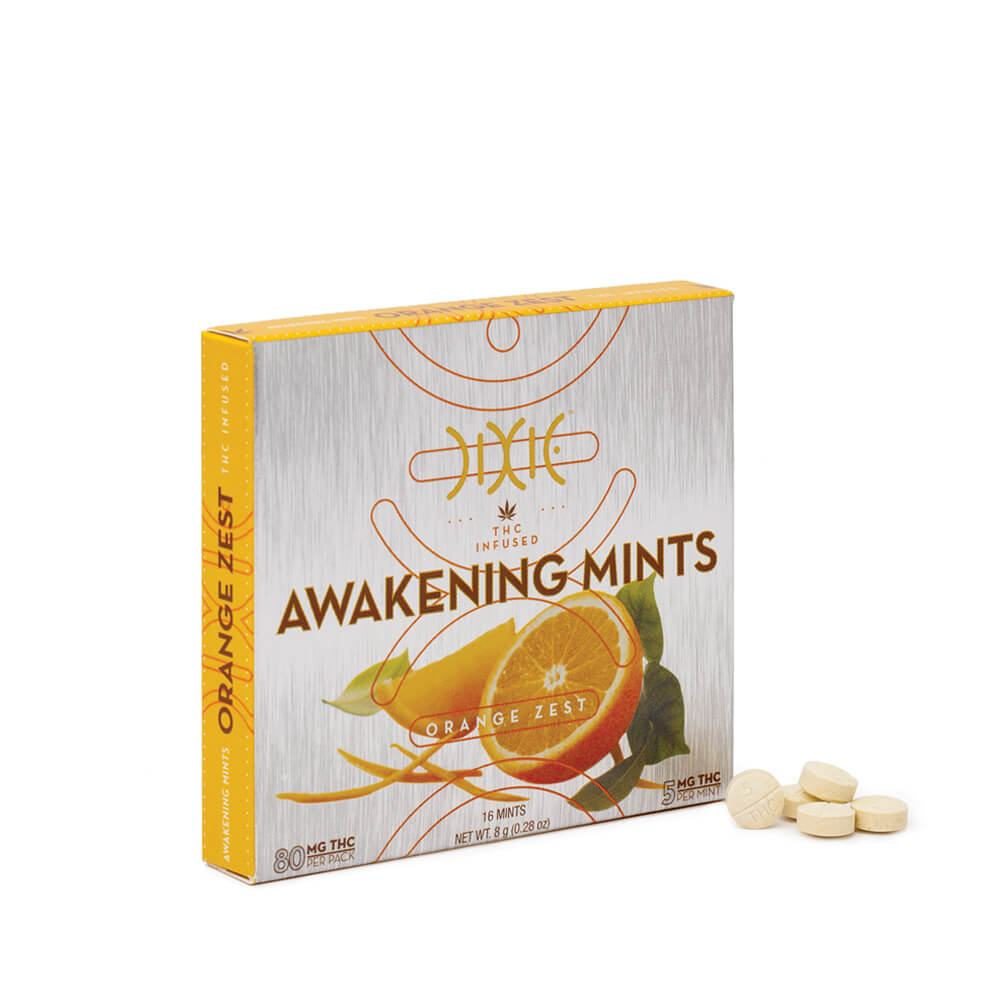Dixie Elixirs Colorado Awakening Mints
