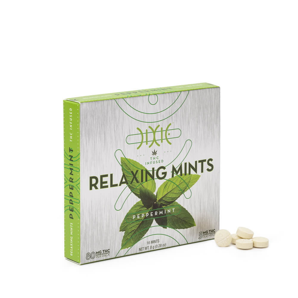 Dixie Elixirs Colorado Relaxing Mints