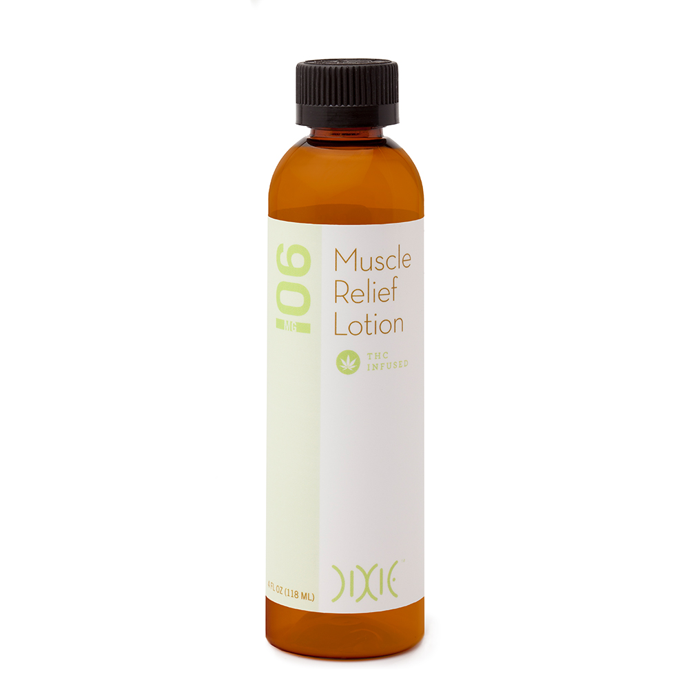 Topical Muscle Relief Lotion