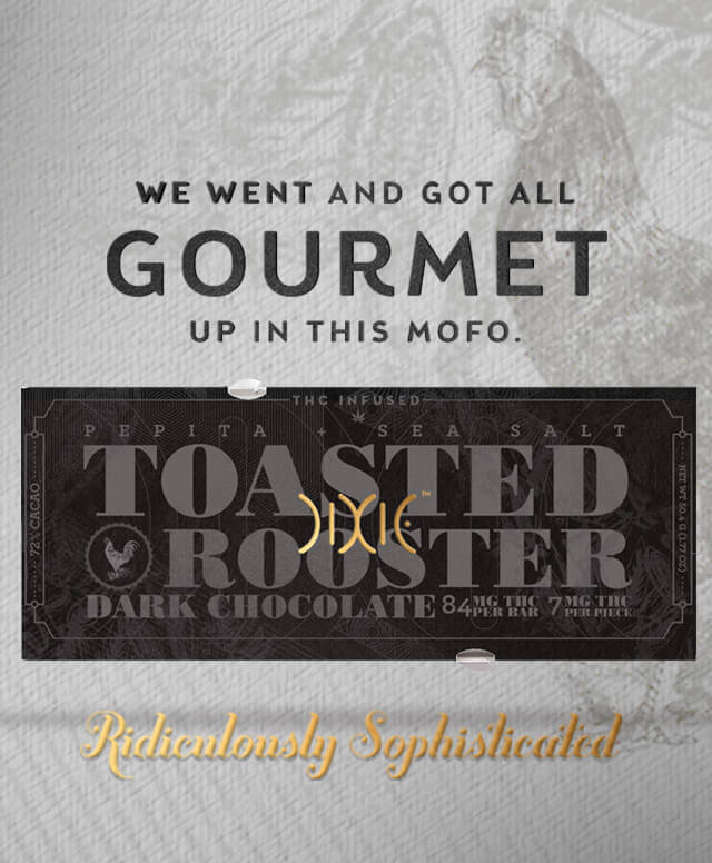 Toasted Rooster