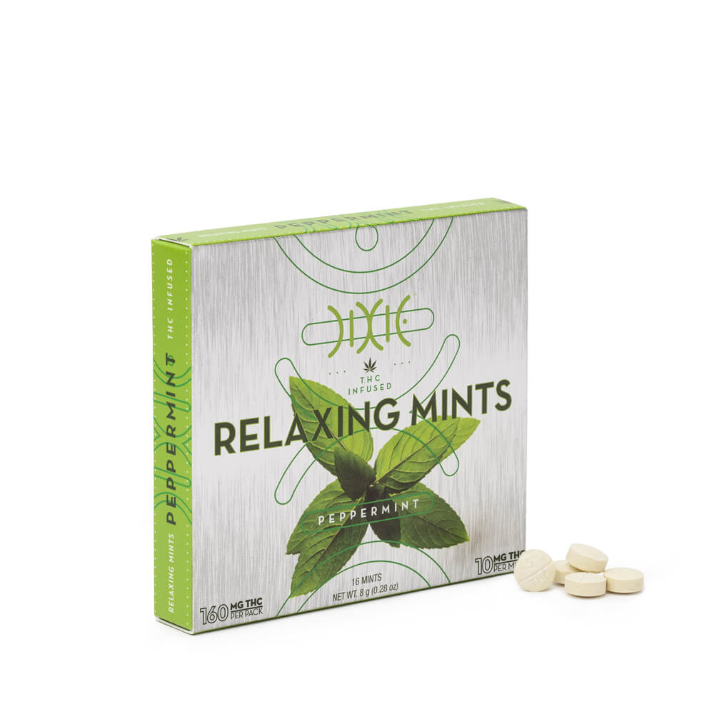 Dixie Elixirs California Relaxing Mints