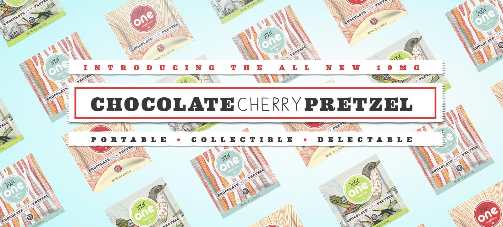 Cherry Pretzel