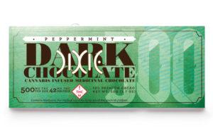 Dixie DarkChocolate 500