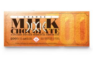 Milk DarkChocolate 500