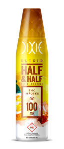 DixieElixir HalfHalf100 2018