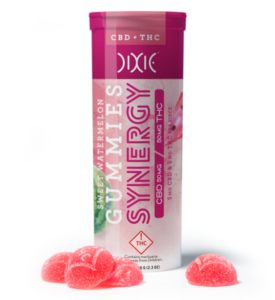 Gummies SYNERGYwatermelon Package 550x600
