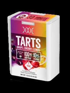 2018 DixieTarts Comp Mixed