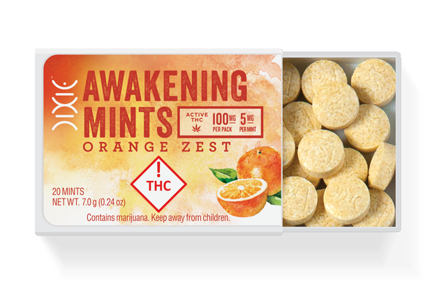 Dixie Mints TopViewComp Orange 1