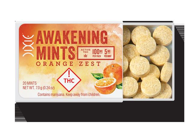 Dixie Mints TopViewComp Orange 1