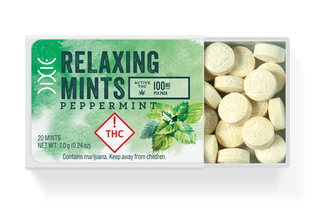 Dixie Mints TopViewComp Peppermint