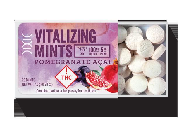 Dixie Mints TopViewComp PomegranateAcai