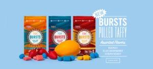 Best new edibles in Colorado: Bursts Taffy