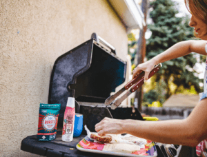 summertime grilling cannabis products