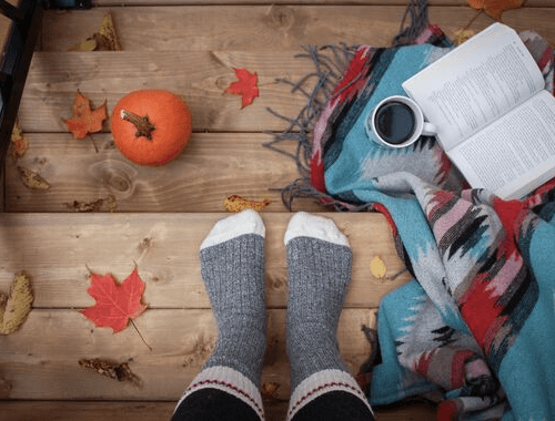 """The best cannabis products for a """"me night"""" in the fall"""