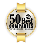 MG 50 best companies to work for in cannabis